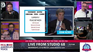 Crazy Town - John Kerry Is Back