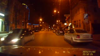 Ceca Nocas Kuca Casti Night Drive - Video