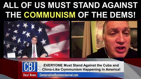 All Of Us Must Stand Against The Communism Of The Dems!