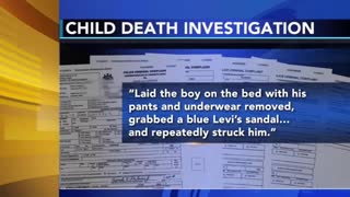Four-Year-Old Beaten To Death For......Spilling His Cereal! - Video