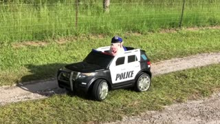 Piggy Pulled Over - Video