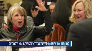 Report: Democrat Governor Of New Mexico Spent Taxpayer Money On Liquor, Food, Drycleaning