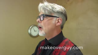 MAKEOVER! I've lost 117 Pounds! by Christopher Hopkins, The Makeover Guy® - Video