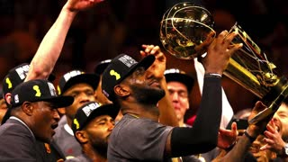 LeBron James Signs Contract Extension with Cleveland Cavaliers - Video