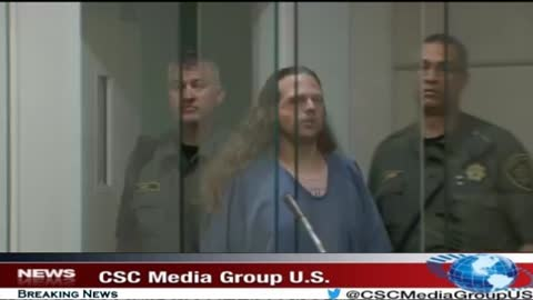 Jeremy Christian Appears In Court For The First Time Since The Incident In Portland