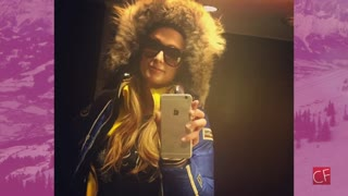 Paris Hilton Is The Ultimate Snow Bunny! - Video