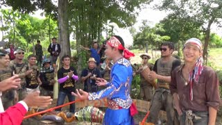 Thai Rocket Festival 2017 - Video