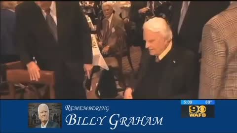 Billy Graham's Coffin Was Made by a Prison Inmate — Here's the Prayer-Filled Story Behind It