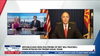 Congressman Biggs joins Newsmax TV to discuss the censure resolution against Rep. Bill Pascrell