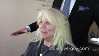 MAKEOVER: I Feel Sassy, by Christopher Hopkins, The Makeover Guy® - Video
