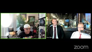 """Scott McKay """"Patriot Streetfighter""""' Interviewed By Clay Clark On The Thrive Time Show"""