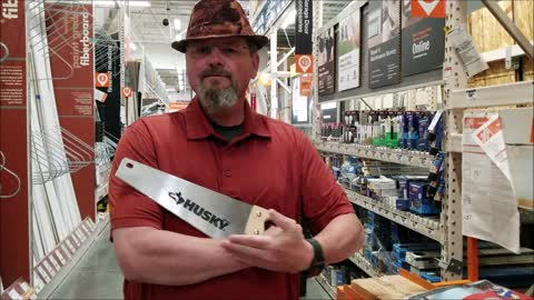 D.I.Y. Truckers make Wet Wipes at the Home Depot. So funny! by Wapp Howdy