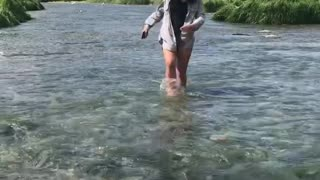 Salmon River Dance - Video