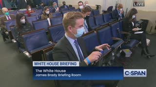 Reporter Leaves White House Press Secretary SPEECHLESS After Calling Her Out