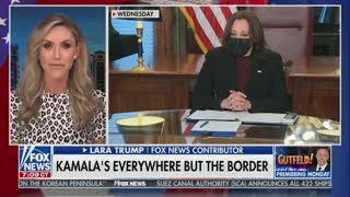 Where is Vice-President Kamala Harris? #BorderCrisis