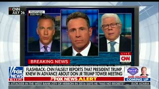 Hannity rips CNN apart over lying in bombshell report on Trump - Video
