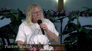 Agape Church Sunday Service with Pastor Butch