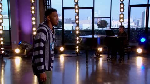American Idol Contestant Marcio Donaldson's Tribute to His Son Pulled at Judges HeartStrings