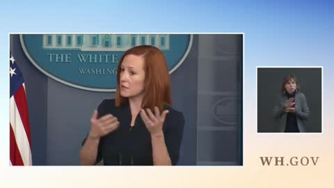 Peter Doocy questions Jen Psaki