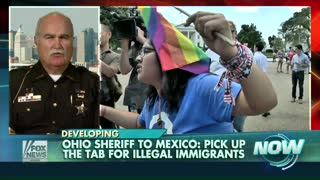 Illegal Mexican Immigrant Caught Using Fake ID to Steal $361,000 in Government Benefits - Video