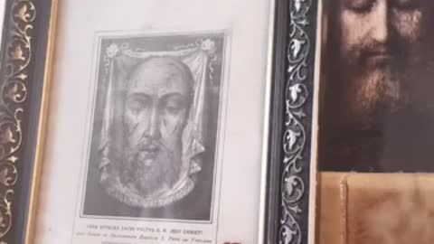 The Holy Face Devotion Prayer Meeting from Ireland   Tue, Feb. 2, 2021