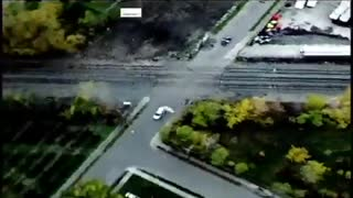 Pursuit Crash Compilation