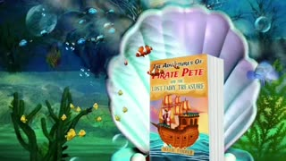 Pirate Pete on a Shell