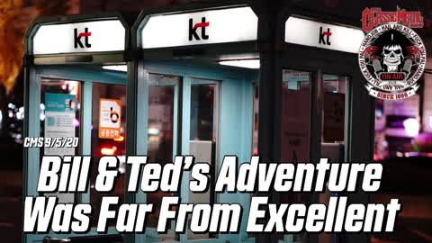 Bill and Ted's Adventure Was Far From Excellent