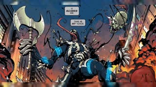 War of the Realms Gives Venom an Historical Makeover
