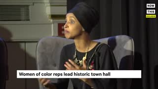 Ilhan Omar on 'moral stain' of homelessness