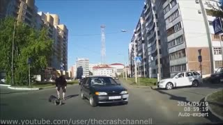 The Cars  crashes caught on tape Oktober  2014 - Video