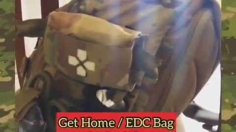 Get Home Bag Right Side Components