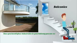 5 Benefits of Glass Balustrade - Video