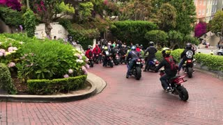 A Minute on Lombard Street