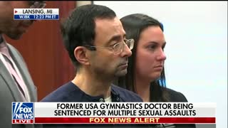 'I Wouldn't Send My Dogs to You, Sir': Judge Eviscerates USA Gymnastics Doctor During Sentencing - Video