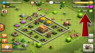 Clash of Clans 100 000 Gems Glitch ! - Video