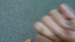 Finger Ink magic trick - Video