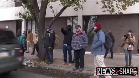 Marines Attacked By ANTIFA Members; PA Police Department Needs Your Help!