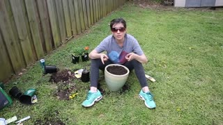 One Potted Plant Wonder with Elissa the Mom | Rare Life - Video