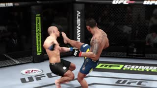 XBOXONE EA SPORTS UFC - Online - Video