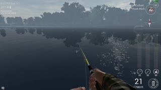 Fishing Planet Michigan Trophy and Unique Blue Catfish (1)