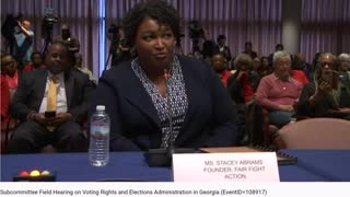 Georgia Elections Stacey Abrams