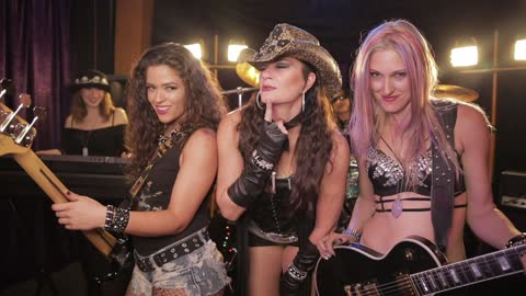 Ron Keel Band GIRLS LIKE ME Official Music Video