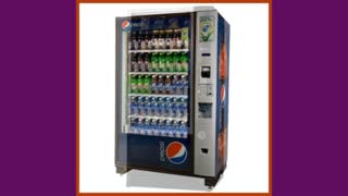 NJ vending machines - Video