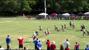 Amazing 9 year old football player - Video