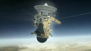 NASA's Cassini spacecraft to make