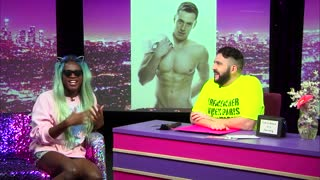 Miles Jai: Look at Huh SUPERSIZED Pt 1 On Hey Qween With Jonny McGovern - Video