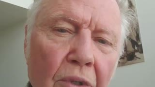 John Voight has a message for us