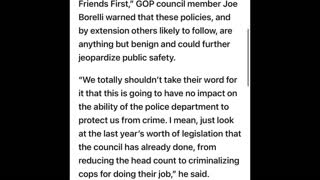 As Crime SKYROCKETS ..! Cuomo To Decrease Police !