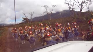Traditional Spear Dance - Video